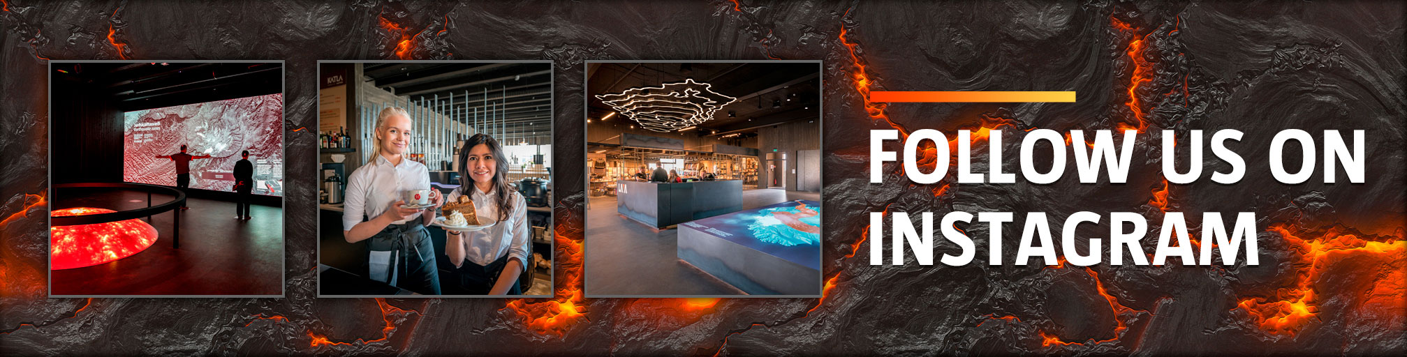 Lava Centre, museum and Exhibition Center about Iceland Volcanoes